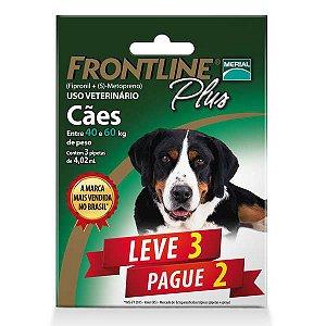 Frontline Plus Para Cães Acima de 40kg (Combo) Leve 3 Pg 2