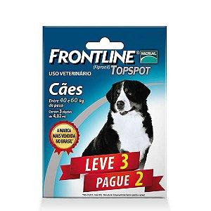Frontline Topspot Para Cães Acima de 40kg (Combo) Leve 3 Pg 2