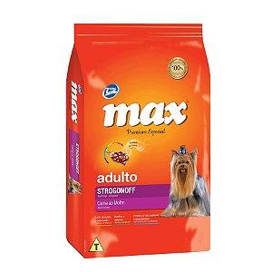 Ração Max Strogonoff para Cães Adultos 10,1kg
