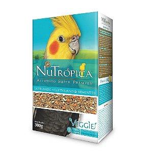 Ração Nutropica Calopsita Veggie 300g