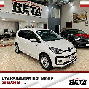 🚗 Volkswagen Up! Move 1.0 - 18/19 🚗