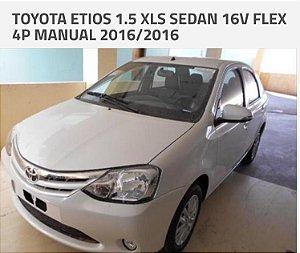 Etios Sedan 1.5 TOP Automático ZERO KM 2018