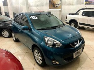 Nissan March SV 1.0 Completo 15/15