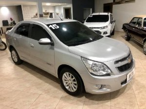 Cobalt LTZ 1.4 Completo Manual 2015