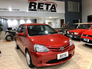 Etios Hatch X 1.3 15/15 Manual
