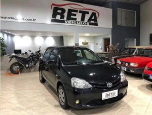 Etios Hatch X 1.3 14/14 Manual