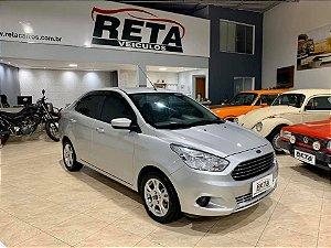 Ford Ka sedan SEL PLUS 17/18 COMPLETO