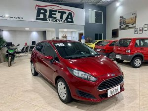 New Fiesta Hatch S 1.5 COMPLETO 15/16