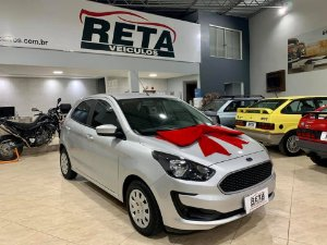 Ford Ka Hatch SE  1.0 Manual 18/19 COMPLETO
