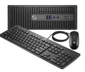 Desktop HP ProDesk 400 G3 SFF Core i3 4Gb Ram HD 500Gb T4L60LT#AC4