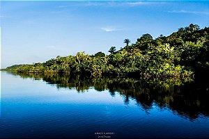 Rio Negro e o Céu - Quadros/Decorações