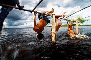Meninos do Rio Negro I - Quadros/Decorações