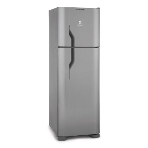 Refrigerador Electrolux DF35X Frost Free com Congelamento Express 261L - Inox  [0,1,0]