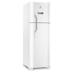 Refrigerador Electrolux DFN41 Frost Free com Painel de Controle Externo 371L - Branco