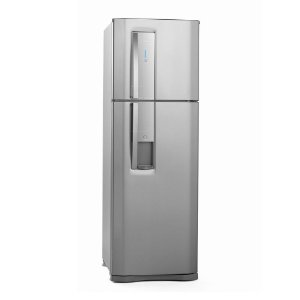 Geladeira Electrolux Frost Free Duplex DW42X c/ Dispenser de Água e Controle de Temperatura Blue Touch - 380 L - Inox  [0,1,0]
