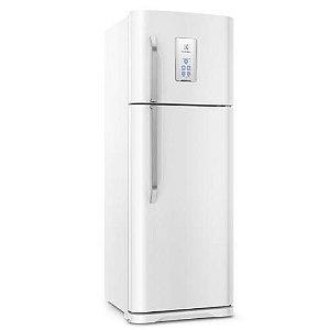 Refrigerador Electrolux TF52 Top Frost Free com Prateleiras Retráteis 464L - Branco