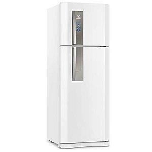 Refrigerador Electrolux DF54 Frost Free com Prateleiras Retráteis 459L - Branco