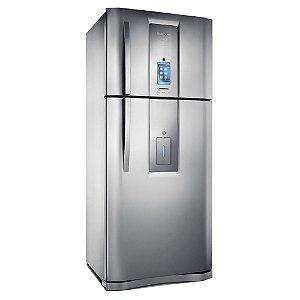 Refrigerador Frost Free Electrolux I-Kitch 542 Litros Inox - DT80X
