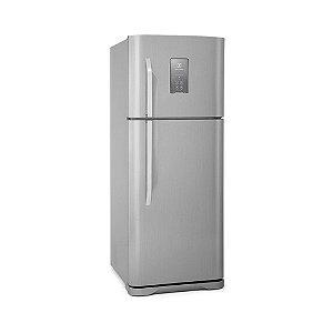 Refrigerador Electrolux Frost Free TF51X 2 Portas Inox – 433 Litros  [0,1,0]