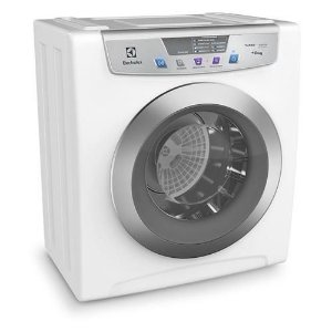 Secadora de roupas de parede Electrolux 10kg com Turbo Secagem SVP10