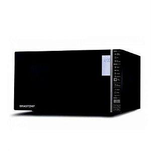 Micro-ondas Brastemp Preto BMG45AEBNA 32 Litros Grill