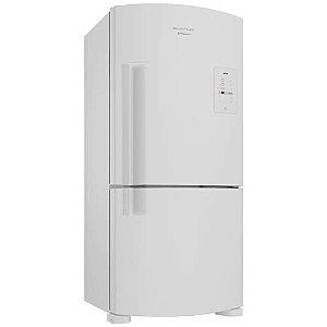 Geladeira Brastemp Frost Free Duplex Ative! Inverse Maxi BRE80 com Freezer Invertido e Controle Eletrônico - 573L