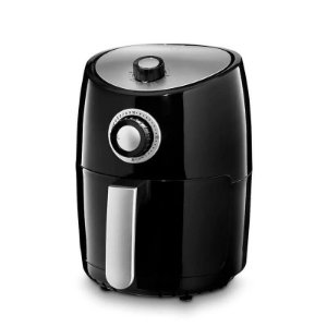 Fritadeira Elétrica Air Fryer 1000W Preta Multilaser 127V -