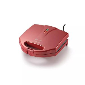 Sanduicheira e Grill 750w Vermelha 220v Multilaser