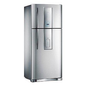 Geladeira Electrolux Frost Free Duplex Infinity DI80X c/ Dispenser de água - 542 L - Inox