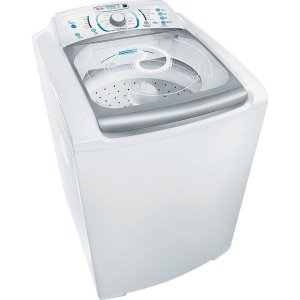 Lavadora Electrolux Blue Touch Ultra Clean LBU15 Superior 15 kg Branco