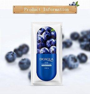 Mascara Facial Antioxidante de Blueberry - BIOAQUA