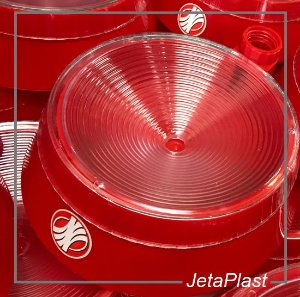 Bebedouro Inteligente JetaPlast Vermelho 2019
