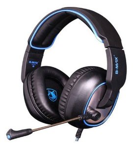 Fone Gamer Headset 7.1 Usb Gamer 217 Microfone Pc Ps4 Ps3
