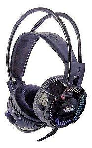 Fone De Ouvido Headset Gamer Deep Bass Usb+P2 Kp-464