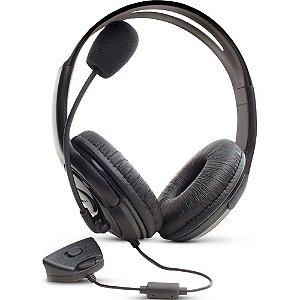 Fone Headset Xbox 360 com Microfone Ideal Para Jogos Online