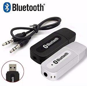 Adaptador Veicular Bluetooth P2 Conversor P/ Carro