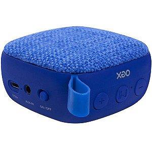 Caixa de Som Wee Bluetooth Oex Sk413Az Azul