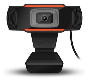 Web Camera 720p Usb Windows Mac Novo Garantia