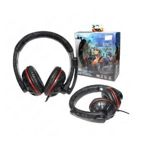 Fone De Ouvido Headphone Gamer G3 Pubg com Microfone Externo