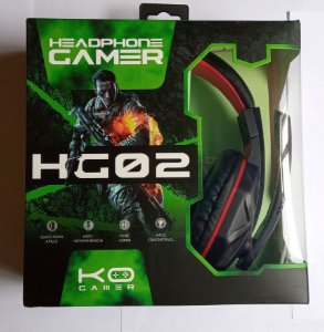 Headset Gamer KOHeadphone Gamer HG02 P2 PS4 Xbox One