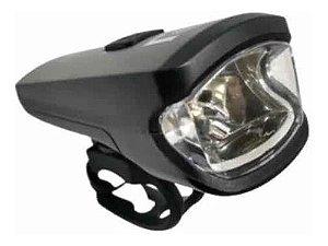 Lanterna Para Bike Ll82204 Com 3 Estágios De Iluminação