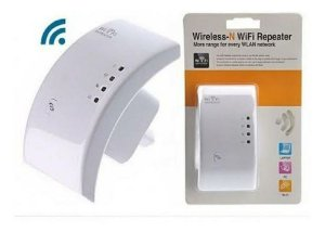 Roteador Repetidor Wireless-n Sinal Wifi Repeater