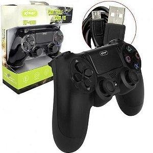 Controle Joystick Knup Kp-4028 Preto