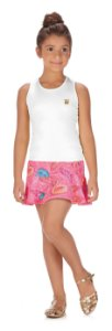 Short saia em Madri Menina Pink - Colorittá