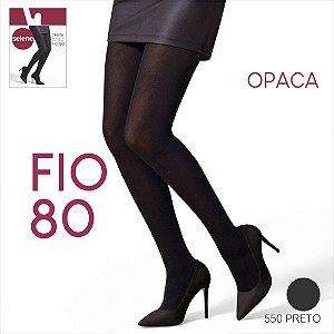 MEIA CALCA FEMININA FIO 80