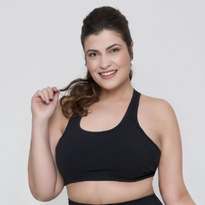 TOP BASICO FITNESS  PLUS SIZE