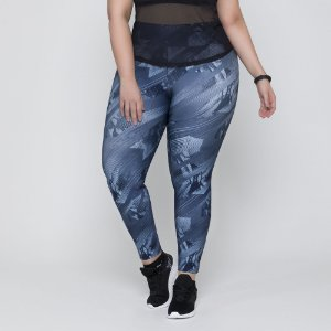 LEGGING ESTAMPADA - FITNESS PLUS SIZE