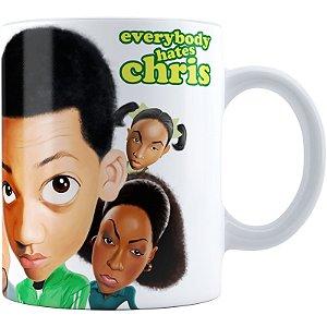 Caneca Todo Mundo Odeia O Chris
