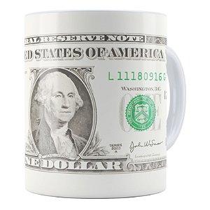 Caneca Um Dólar (One Dollar)