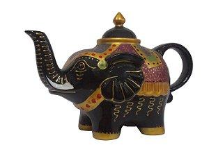 Bule Cerâmica Elefante